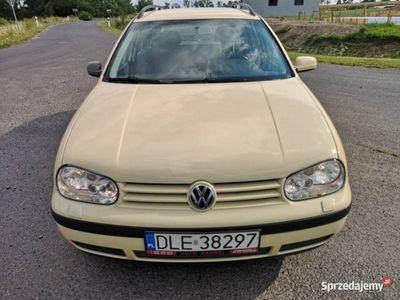 używany VW Golf IV KOMBI OCEAN 1.6 16V CLIMATRONIC ZAREJESTROWANY