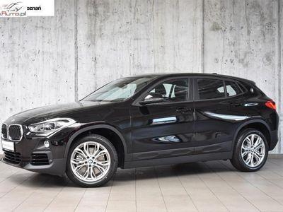 used BMW X2 2dm 192KM 2018r. 15 600km