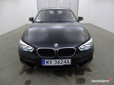 używany BMW 118 1.5dm 136KM 2018r. 24 129km