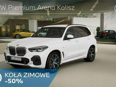 używany BMW X5 3dm 286KM 2021r. 5km