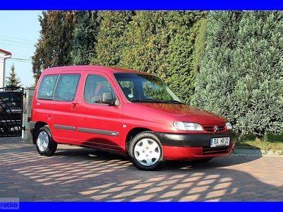 używany Citroën Berlingo I ***TYLKO 140 TYS.KM - ORYGINALNY PRZEBIEG***