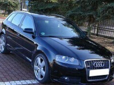 używany Audi A3 SLine