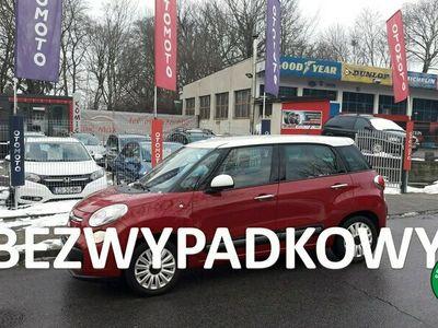 używany Fiat 500L Bezwypadkowy,Serwisowany,Klima,Tempoma,Rewelacyjny Stan!