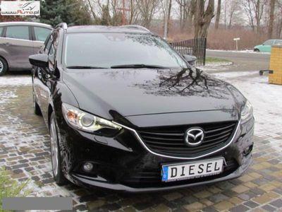 gebraucht Mazda 6 2.2dm3 175KM 2015r. 99 665km BI XENON LEDY NAVI 175km Alu19 INDIWIDUAL sport Kamera Memory