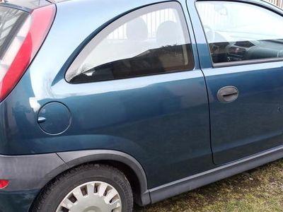 używany Opel Corsa 1.2 2002r