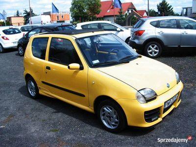używany Fiat Seicento / Sporting / 1,1 + Gaz 2002 rok