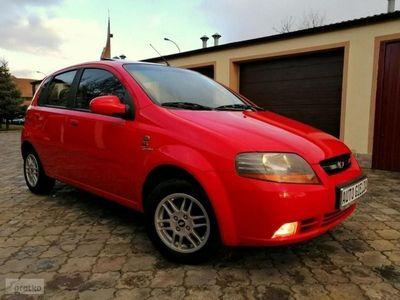 gebraucht Chevrolet Aveo 1.4dm3 94KM 2005r. 103 903km 103.ooo KM / Szyberdach / Klimatyzacja / Alu / Serwis