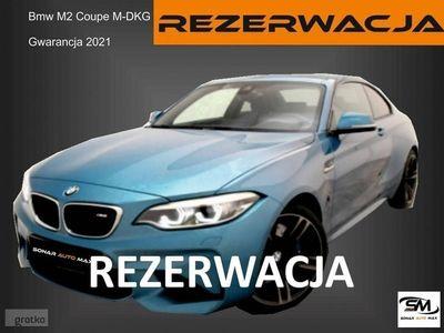używany BMW M2 Coupe M-DKG Drivelogic Gwarancja 2021