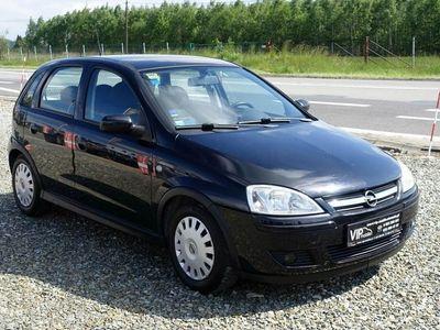 używany Opel Corsa 1.2dm 80KM 2005r. 170 000km