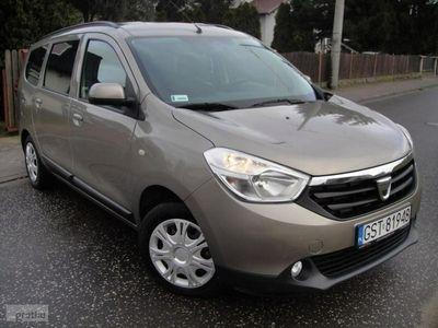 używany Dacia Lodgy 1.6dm 82KM 2013r. 95 488km