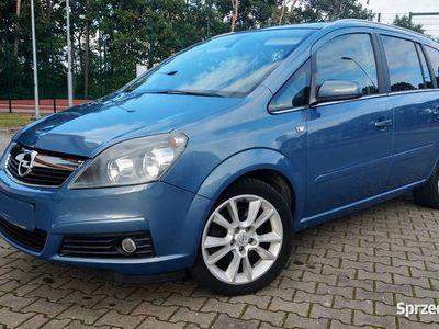 używany Opel Zafira SPORT 1.9CDTI 150KM / 7os.RECARO