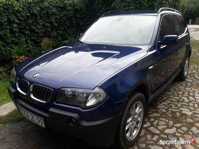 używany BMW X3 3.0D 218KM