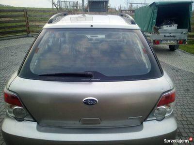 używany Subaru Impreza 2.5 lpg