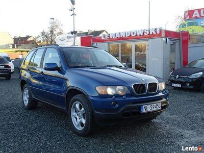 używany BMW X5 3dm 231KM 2002r. 368 000km