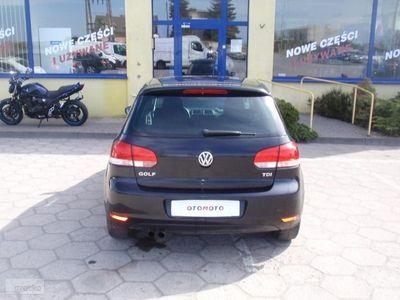 używany VW Golf VI 2.0 TDI Comfortline