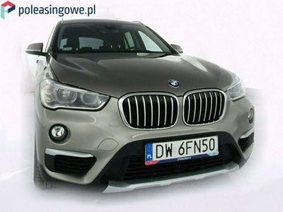 używany BMW X1 2dm 190KM 2019r. 33 696km