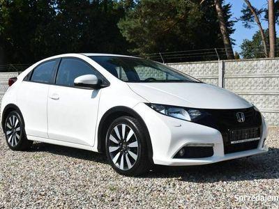 używany Honda Civic 1.8dm 141KM 2014r. 117 111km