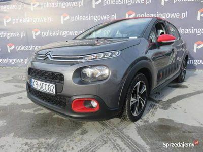używany Citroën C3 1.2dm 82KM 2017r. 30 472km