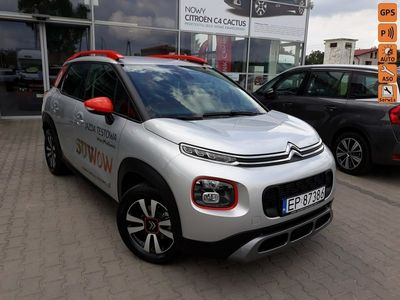 używany Citroën C3 Aircross 1.2 ** SHINE ** 1,2 PureTech 130KM ** ADML Urban Red !! DEMO !