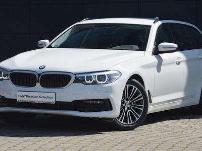 używany BMW 518 5 Series Touring