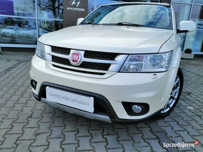 używany Fiat Freemont 2.0 170KM