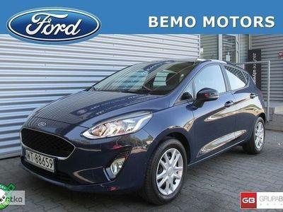 używany Ford Fiesta VI 1.1 85KM benzyna, SalonPL, SerwisASO, FV23%, Gwarancja, Poznań