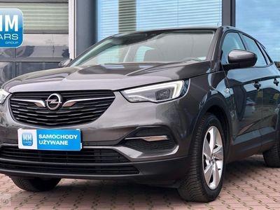 używany Opel Grandland X ENJOY 1.2 130KM MT *gwarancja fabryczna*polski salon*serwis ASO*