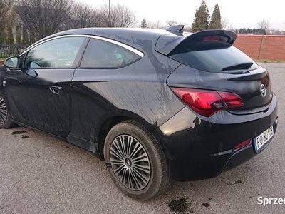 używany Opel Astra GTC OPC Line