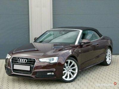 używany Audi A5 Cabriolet 1.8 TFSI S Line
