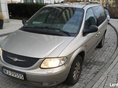 używany Chrysler Voyager