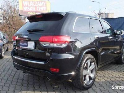 używany Jeep Grand Cherokee 3dm3 250KM 2015r. 99 162km salon PL, faktura VAT 23%, jeden właściciel
