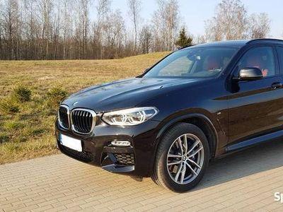 używany BMW X4 G02 M-pakiet Indyvidual Na gwarancji Head-up led adap