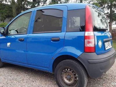używany Fiat Panda Van 1.1 LPG