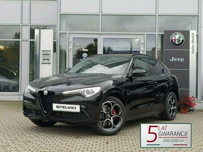 używany Alfa Romeo Stelvio Veloce Tempomat adaptacyjny teraz 5 lat gwarancji