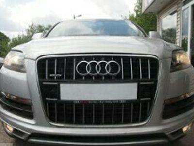 używany Audi Q7 I 3.0 V6 272KM 7 OSÓB NAVI 4X4 PANORAMA KLIMA SKÓRY