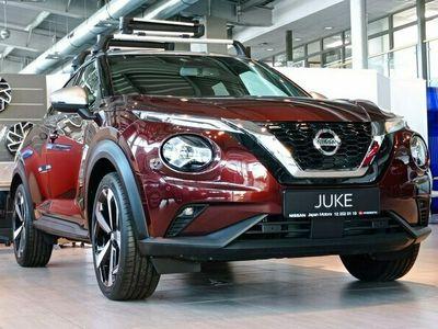używany Nissan Juke TEKNA, Burgund + srebrny dach TEKNA, BOSE