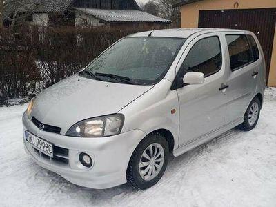używany Daihatsu YRV 1,3 16v zadbane sprzedam