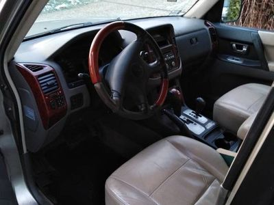 używany Mitsubishi Pajero