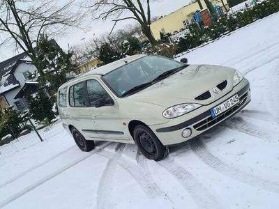 używany Renault Mégane 1.6 benzyna z Niemiec Klima