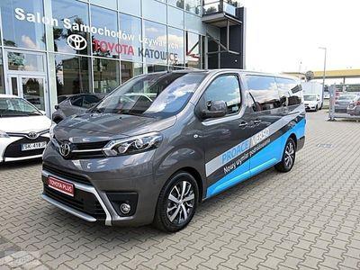 używany Toyota Proace 2.0 D4-D Long Family Aut. + Navi DEMO DEALERA