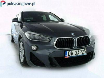używany BMW X2 2dm 190KM 2018r. 147 748km