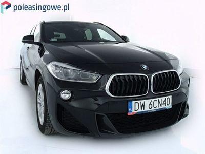 używany BMW X2 2dm 190KM 2018r. 48 383km