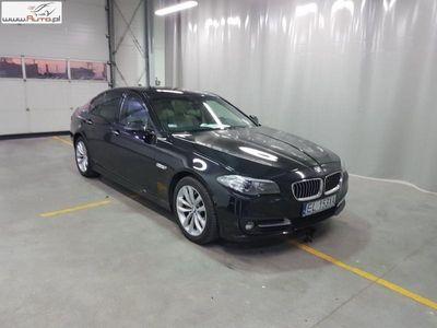 używany BMW 530 seria 5 3dm3 258KM 2015r. 134 985km Seria 5 [F10] 13-17, d xDrive