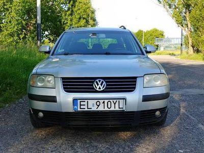 używany VW Passat B5 HIGHLINE 1.9TDI 130KM