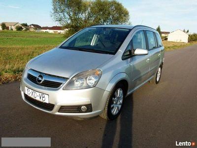 używany Opel Zafira Super Ładna ;Sprowadzona ; Opłacona