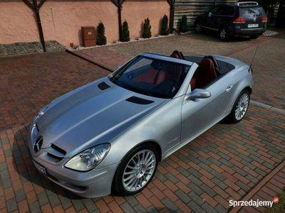 używany Mercedes SLK200 Kompresor (cabrio, roadster) ZAMIANA