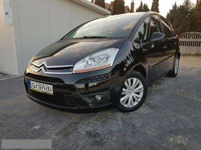 używany Citroën C4 Picasso 1.6dm3 110KM 2011r. 199 854km Zadbany // Czarny metalic // Wzorowy // serwis