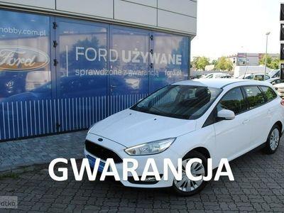 używany Ford Focus III Kombi GoldX 1,5TDCi 95KM ASO a Gwarancja