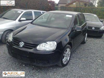 używany VW Golf 1.9dm 90KM 2006r. 86 000km