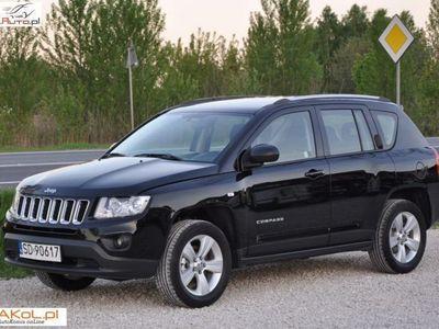 brugt Jeep Compass 2.0 VVT Krajowy 100% Bezwypadkow 1.9 2.0 VVT Krajowy 100% Bezwypadkowy I właściciel Mały przebieg ręczna klima.